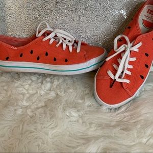 Keds Watermelon Sneakers Sunny Life Collaboration